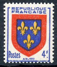 TIMBRE FRANCE NEUF N° 838 ** BLASON ANJOU