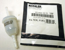 [KOH] [25 050 22-S] KOHLER Fuel/Gas Filter 25 050 08-S2505008-S 25 050 03-S CH11