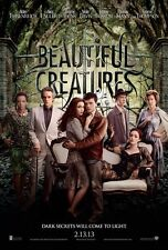 Beautiful Creatures  - original DS movie poster - D/S 27x40 final 2013