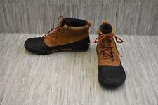 Clarks Gilby Mckinley Duck Boots - Women's Size 9.5M, Brown