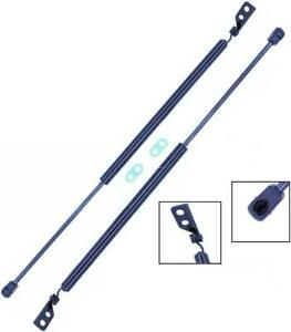 2 REAR HATCH TRUNK LIFT SUPPORTS SHOCKS STRUTS ARMS PROP ROD FITS HYUNDAI ACCENT