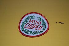 Vintage Rover Mini Cooper Sew on Embroidery Patch Cooper S Laurel Laurels