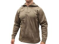 Polypro Brown Polypropylene ECWCS Top Thermals Undershirt Cold Weather ALL SZES