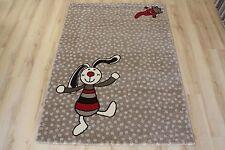 Kinderteppich Spielteppich Sigikid SK-0523-04 Rainbow Rabbit 133x200 cm beige