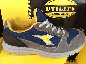 Calzado de Seguridad Diadora UTILITY Run Textil S1P-SRC Art 701. 158619