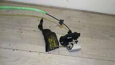 2005 AUDI A4 B6 2.5 TDI V6 CABRIOLET FRONT RIGHT DOOR LOCK MECHANISM 4B2837016G