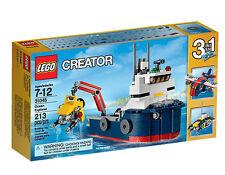 Submarine Explorer LEGO Construction Toys & Kits