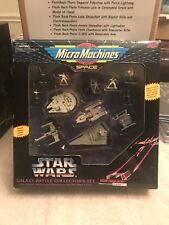 Star Wars MicroMachines Galaxy Battle Collector's Set