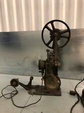 Baby Pathescope / Pathe Baby 9.5mm Cine Film Projector - READ