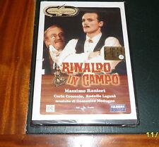 RINALDO IN CAMPO GARINEI E GIOVANNINI MASSIMO RANIERI *1987* *DVD Nuovo* RARO