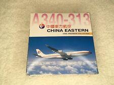 DRAGON WINGS 55005 China Eastern A340-313 1/ 400 Scale, NIB, MIB