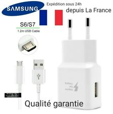 Chargeur RAPIDE Cable SAMSUNG ORIGINAL Galaxy S6 S7 Note 4 5 Edge + Plus C5 C7