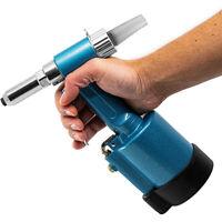 "Air Pop Rivet Hydraulic Tool Riveter Gun 1/4"" Industrial Gun Pneumatic Tool AU"