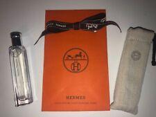 Hermes Hermessence Santal Massoia 15ml EDT Eau de Toilette w/ Gift Bag & Pouch