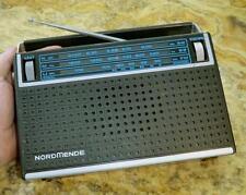 NORDMENDE Cambridge 303 Typ 8.192H Transistorradio WELTEMPFÄNGER Zustand ok 1975