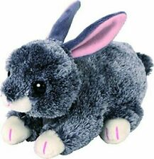 Ty Beanie Baby Babies 42266 Smokey The Grey Bunny Rabbit 15cm