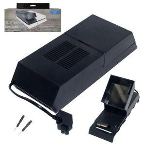 8TB Hard Drive External Box For PS4 Internals Memory Extra Storage Data Bank qu