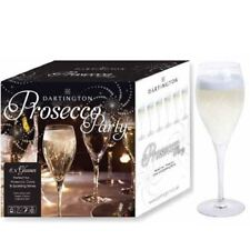Dartington Crystal Prosecco Party Pack (Set of 6)