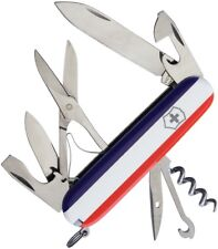 Victorinox CLIMBER Red White & Blue Swiss Army Knife  - NEW