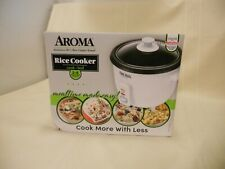 NEW Aroma Rice Cooker ARC-363NG 2-6 Cups