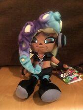 "Sanei Splatoon 2 Off the Hook Marina 9"" Stuffed Plush (U.S. Seller)"