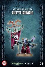 Genestealer Cults Acolyte iconward WORKSHOP WARHAMMER 40000 tyraniden 51-54