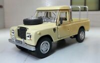 1:43 Scale Model Land Rover Series 2a 3 109 LWB Utility Pickup Oxford Cararama