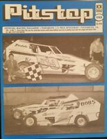 1988 Nazareth Speedway Program Vol.14 #7 Doug Hoffman Butch Tittle Free Shipping