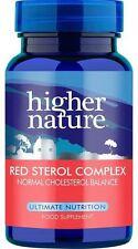 Higher Nature Rosso dello sterolo COMPLEX 90 compresse (pacco da 2)
