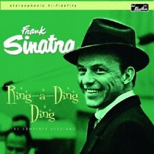 FRANK SINATRA - RING-A-DING DING (COMPLETE SESSIONS) 2 CD NEU