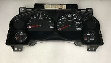 2007 GM Chevy Sierra Silverado Rebuilt Speedometer Gauge Cluster 25799983