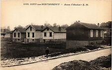 CPA  Soisy-sous-Montmorency - Avenue d'Alembert   (290842)
