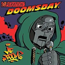 MF DOOM-OPERATION: DOOMSDAY  VINYL LP NEW