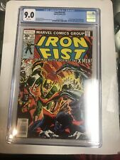 Iron Fist (1977) # 15 (CGC 9.0 ) 1st J. Byrne on X-Men | 1st Bushmaster
