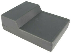 KRADEX Z20A Gehäuse: Desktop; X: 138mm; Y: 189mm; Z : 59mm; Polystyrene; Schwarz