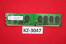 2GB Original  800 MHz PC2-6400U DDR2  PC6400 Desktop NON-ECC #KZ-3047
