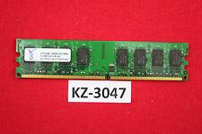 ORIGINALE 2gb 800 MHz pc2-6400u ddr2 pc6400 desktop non ecc #kz-3047