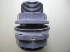 PVC - U Durchführung Tankdurchführung Tankverschraubung Klebemuffe Außengewinde