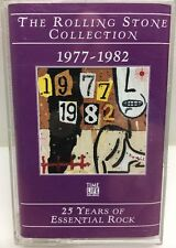 25 Years Of Essential Rock 1977-1982 Cassette Tape R102-33 OPCS-2693
