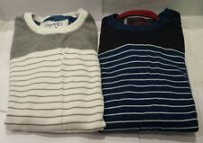 2 Men's Esprit Striped Jumper - Size: Small - (PLS READ DETAILS BELOW)