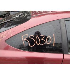 Right Passenger Side Quarter Glass/window ACURA RSX 02 03 04 05 06 OEM