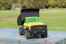 1993 Tonka Vintage Boys Pressed Steel Toy Construction Vehicle Pickup Dump Truck