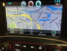 Refurbished 2015 OEM GM CHEVY SILVERADO navigation IO5-IO6 upgrade I05I06 GPS