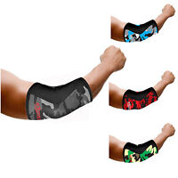 BeSmart Elbow Support 5mm Cross Fit Elbow Sleeve Neoprene Power Weight Lifting