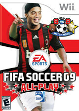 FIFA Soccer 2009 All Play WII New Nintendo Wii