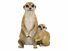 Meerkat Mother And Child 28Cm Brand In Box