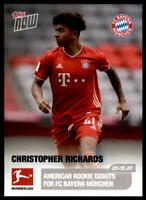 Topps now liga 2020-soccer card #185 wout weghorst-German Card