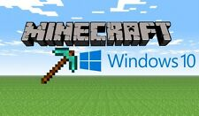 Minecraft Windows 10 Edition -FULL GAME - CD KEY - REGION FREE - FAST DELIVERY!