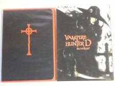 Vampire Hunter D Bloodlust Anime OVA Movie Film Urban-Vision Slipcover Sleeve