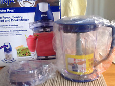 Master Prep QB900-30 Replacement Part - 48 Oz Pitcher + Storage Lid+Splash Guard